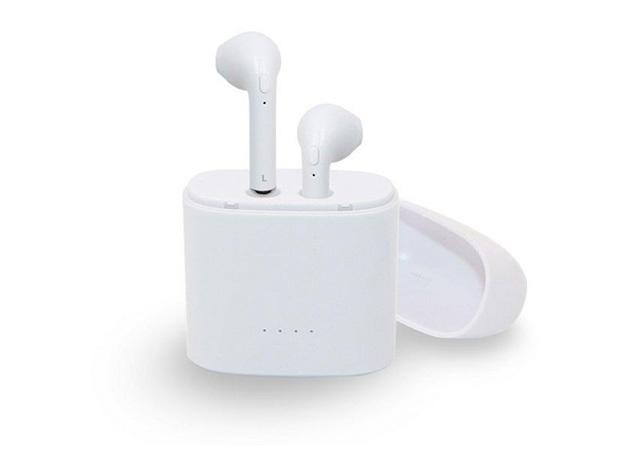 i7S fehér fülhallgató