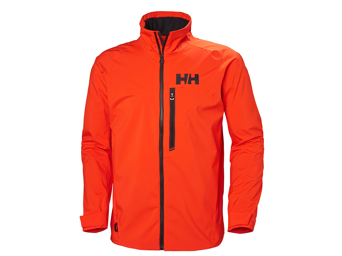 Helly Hansen HP RACING JACKET - CHERRY TOMATO - L (34040_147-L )
