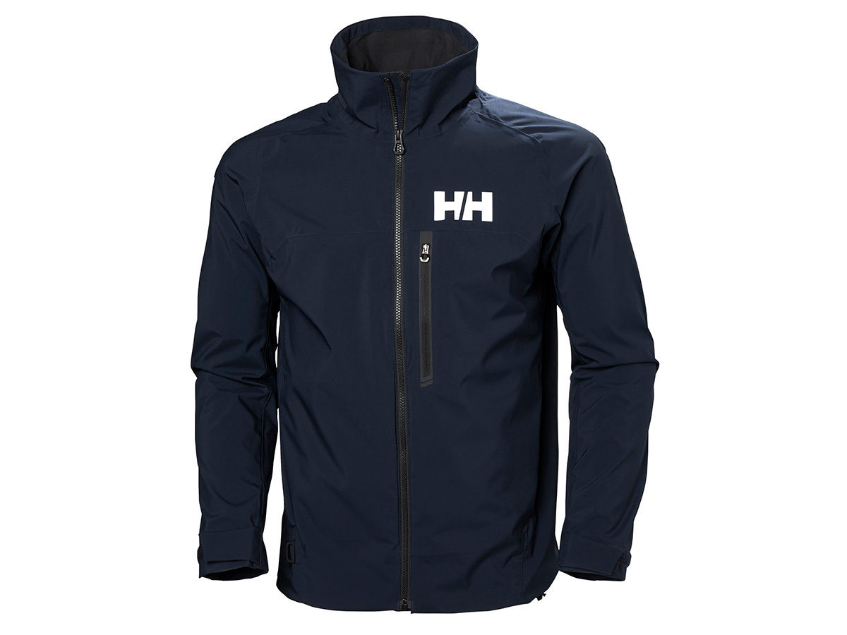 Helly Hansen HP RACING JACKET - NAVY - XXL (34040_597-2XL )