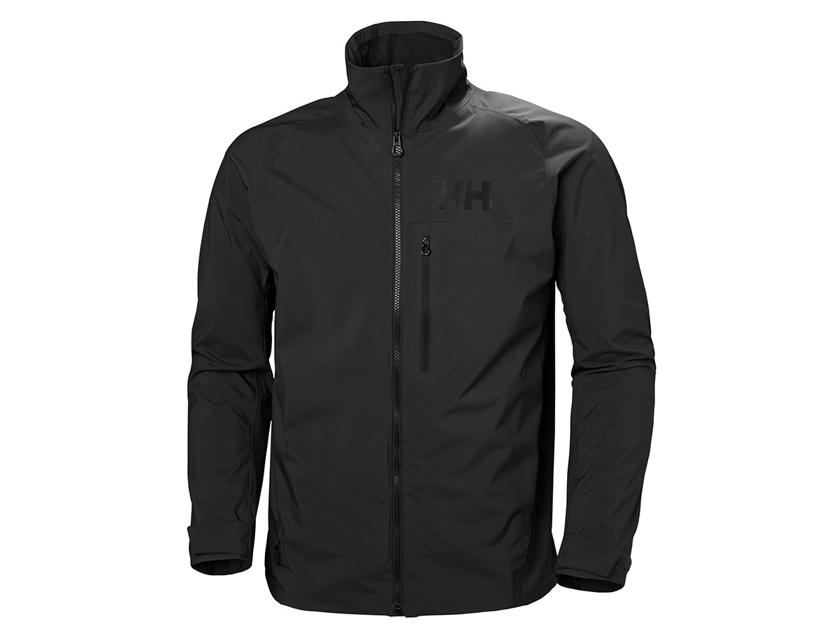 Helly Hansen HP RACING JACKET - EBONY - XXL (34040_980-2XL )