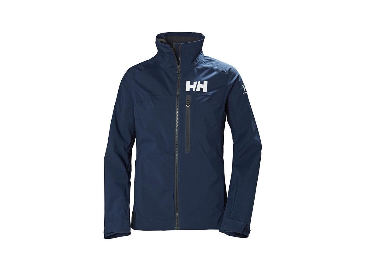 Helly Hansen W HP RACING JACKET - NAVY - L (34069_597-L ) - AZONNAL ÁTVEHETŐ
