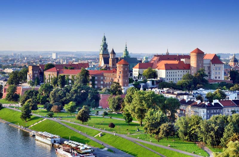 2019.05.17. Lengyelország – Krakkó – Wieliczka  / buszos utazás / fő