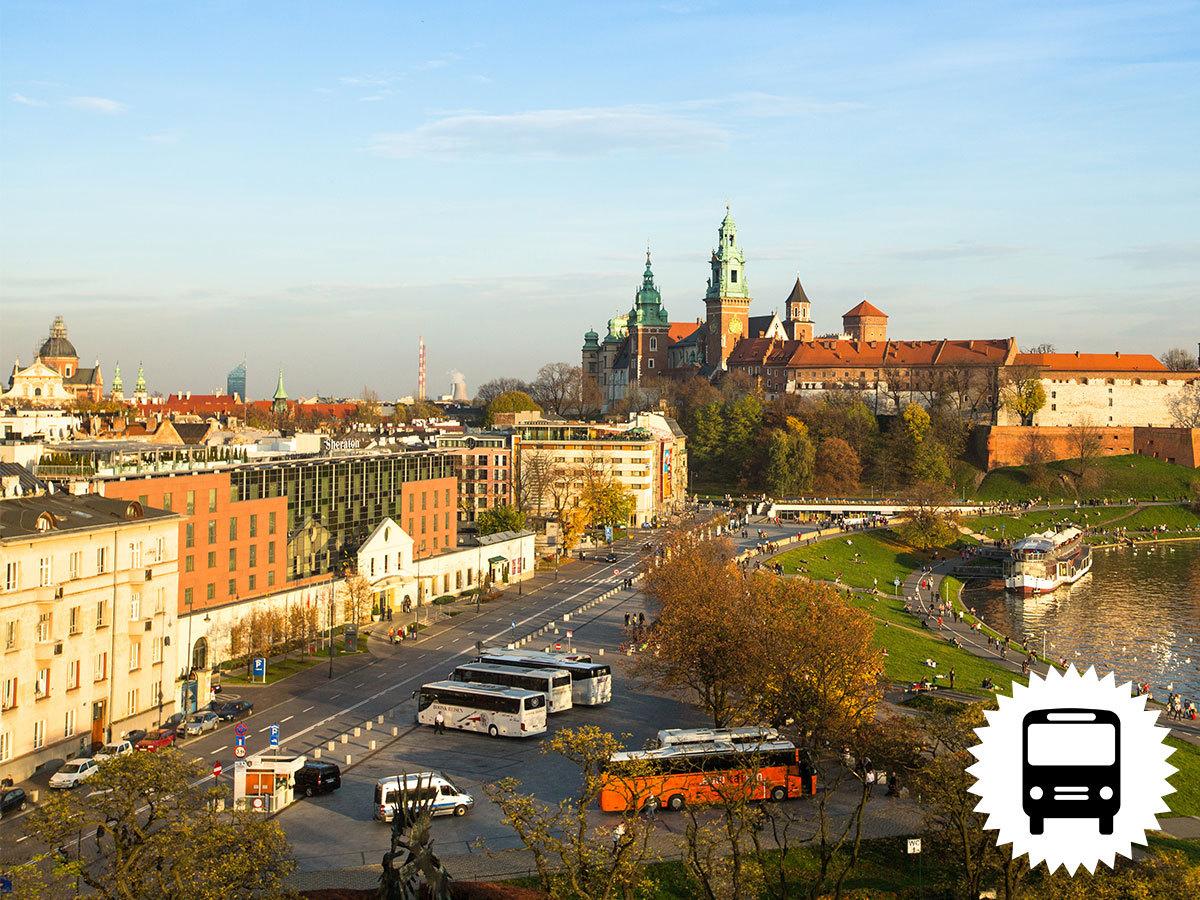 Lengyelország, Krakkó és Wieliczka - autóbuszos utazás városnézéssel /fő
