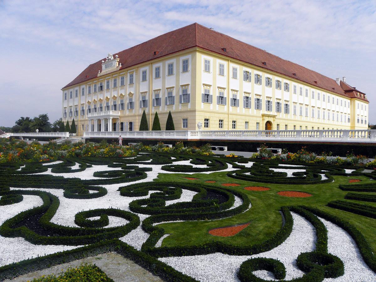 2019.05.04. Szlovákia – A Schlosshof kastély és Pozsony városlátogatás