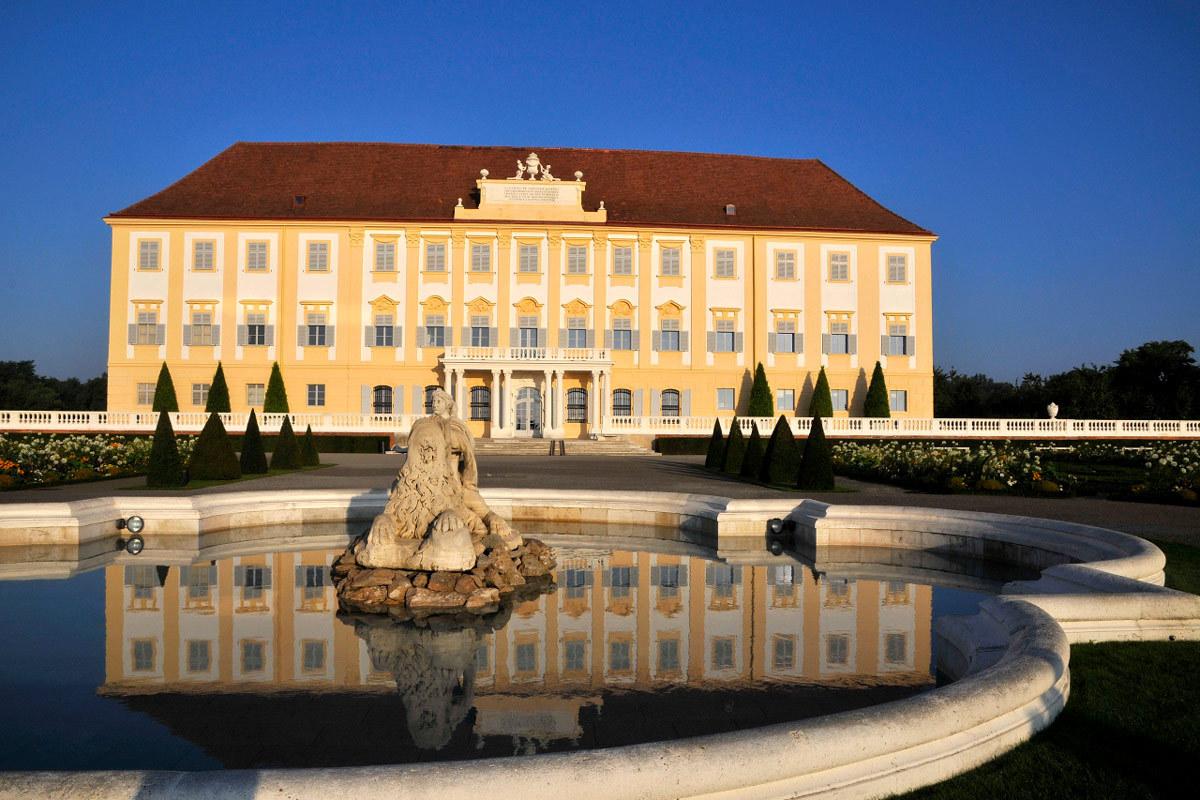 2019.10.12. Szlovákia – A Schlosshof kastély és Pozsony városlátogatás