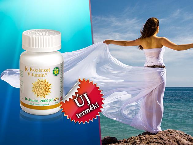 Egészséged megőrzése érdekében gondoskodj télen is szervezeted megfelelő D-vitamin szintjéről!