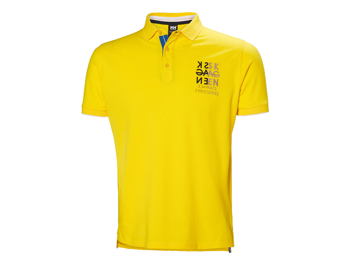 Helly Hansen MARSTRAND POLO - DANDELION - XL (53022_369-XL )