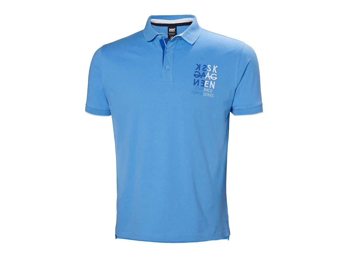 Helly Hansen MARSTRAND POLO - CORNFLOWER - L (53022_509-L )