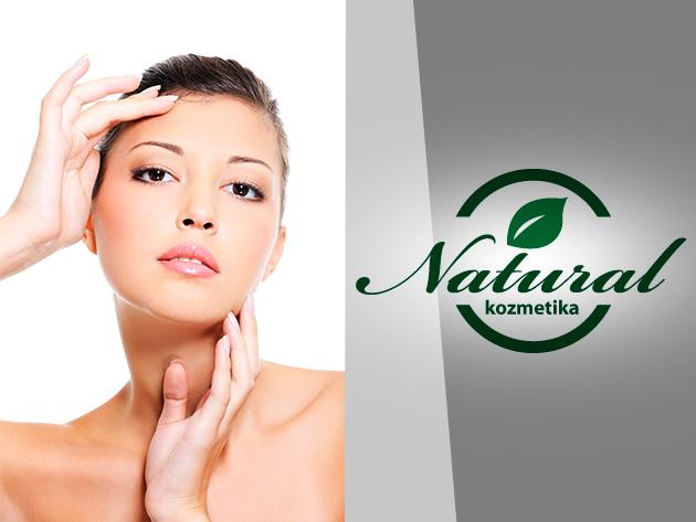 Fiatalodj természetesen! Exkluzív botox hatású 1,5 órás arcbőr kezelés organikus hatóanyagokkal!