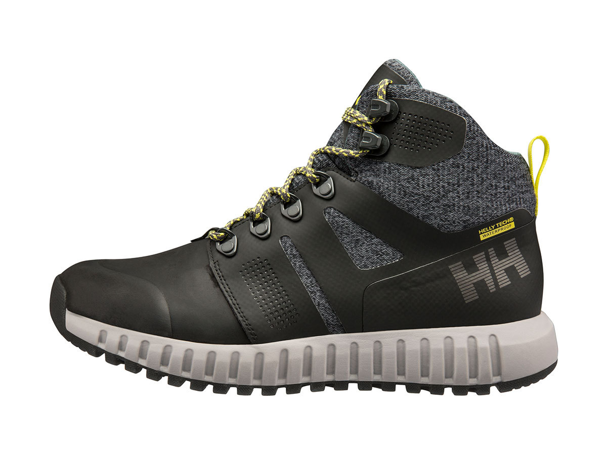 Helly Hansen VANIR GALLIVANT HT - BLACK / BLACK / CHARCOAL - EU 46/US 11.5 (11400_992-11.5 )