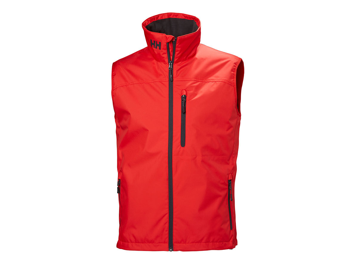 Helly Hansen CREW VEST - ALERT RED - XL (30270_222-XL )