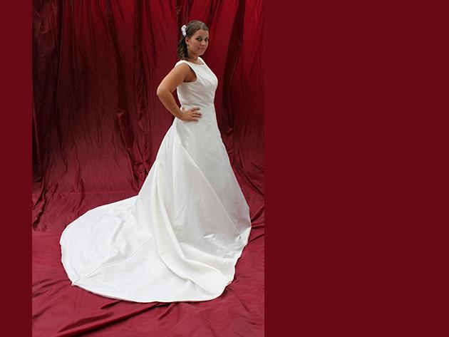 Esküvői ruha 2. kategória 4.