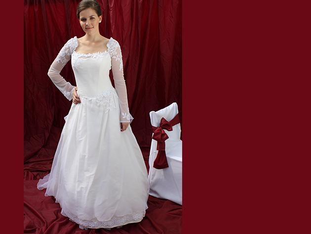 Esküvői ruha 2. kategória 5.