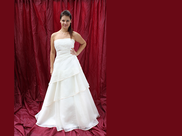 Esküvői ruha 3. kategória 1.