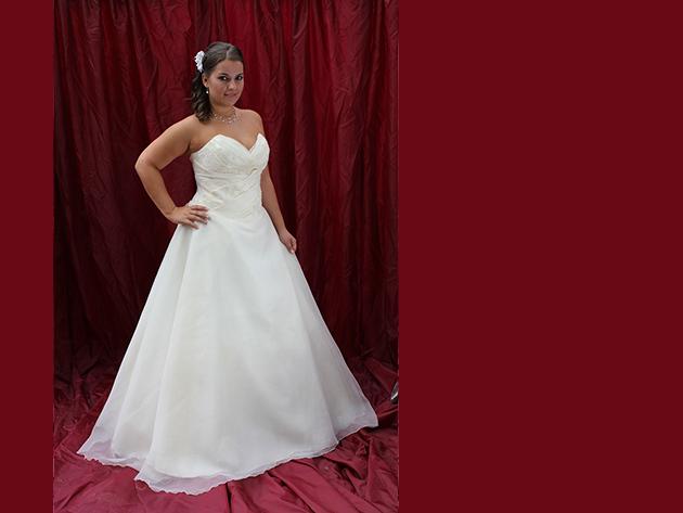 Esküvői ruha 3. kategória 2.
