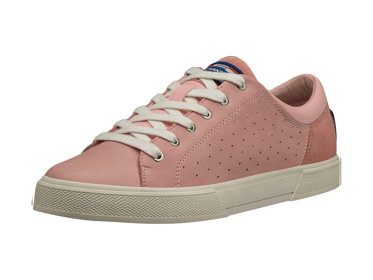 Helly Hansen W COPENHAGEN LEATHER SHOE - POWDER PINK / AZALEA PINK - EU 36/US 5.5 (11503_181-5.5F )