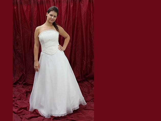 Esküvői ruha 3. kategória 5.