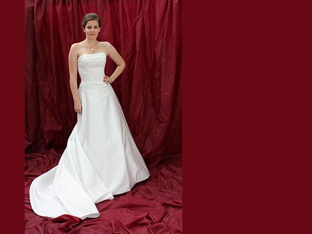 Esküvői ruha 4. kategória 2.