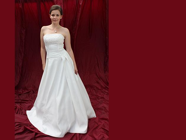 Esküvői ruha 4. kategória 3.