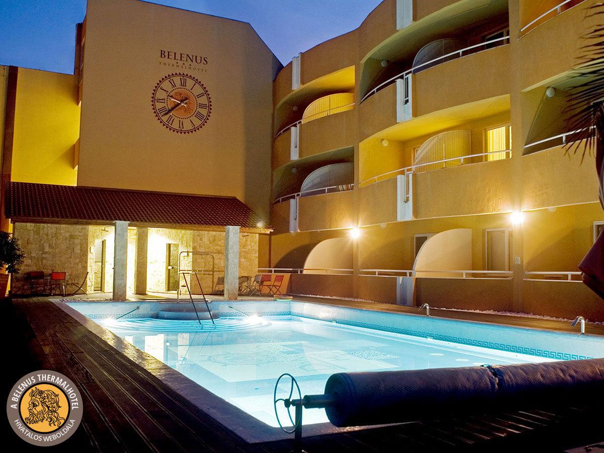 Zalakarosi wellness a Belenus Thermalhotel*** Superior-ban / 3 nap szállás teljes ellátással 2 fő részére