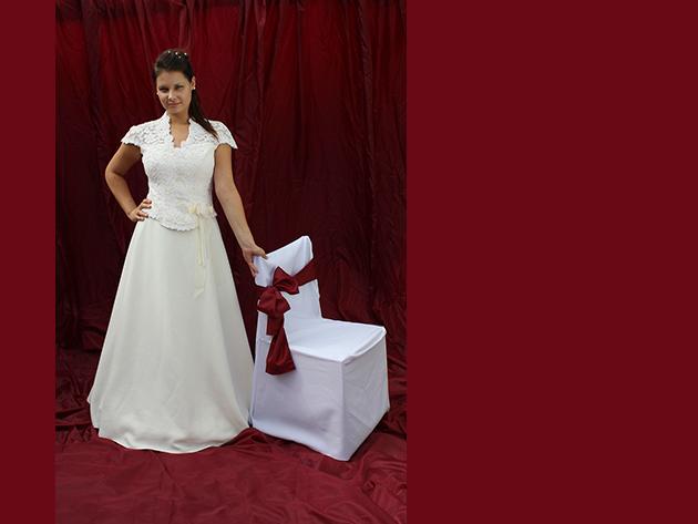 Esküvői ruha 5. kategória 1.