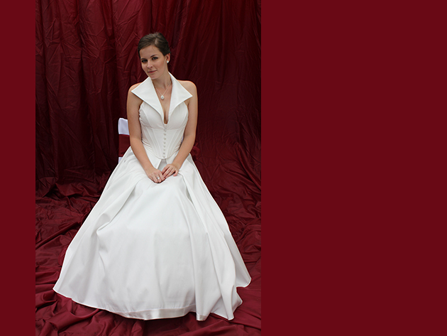 Esküvői ruha 5. kategória 2.