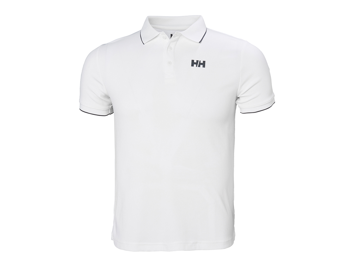 Helly Hansen KOS POLO - WHITE - L (34068_001-L )