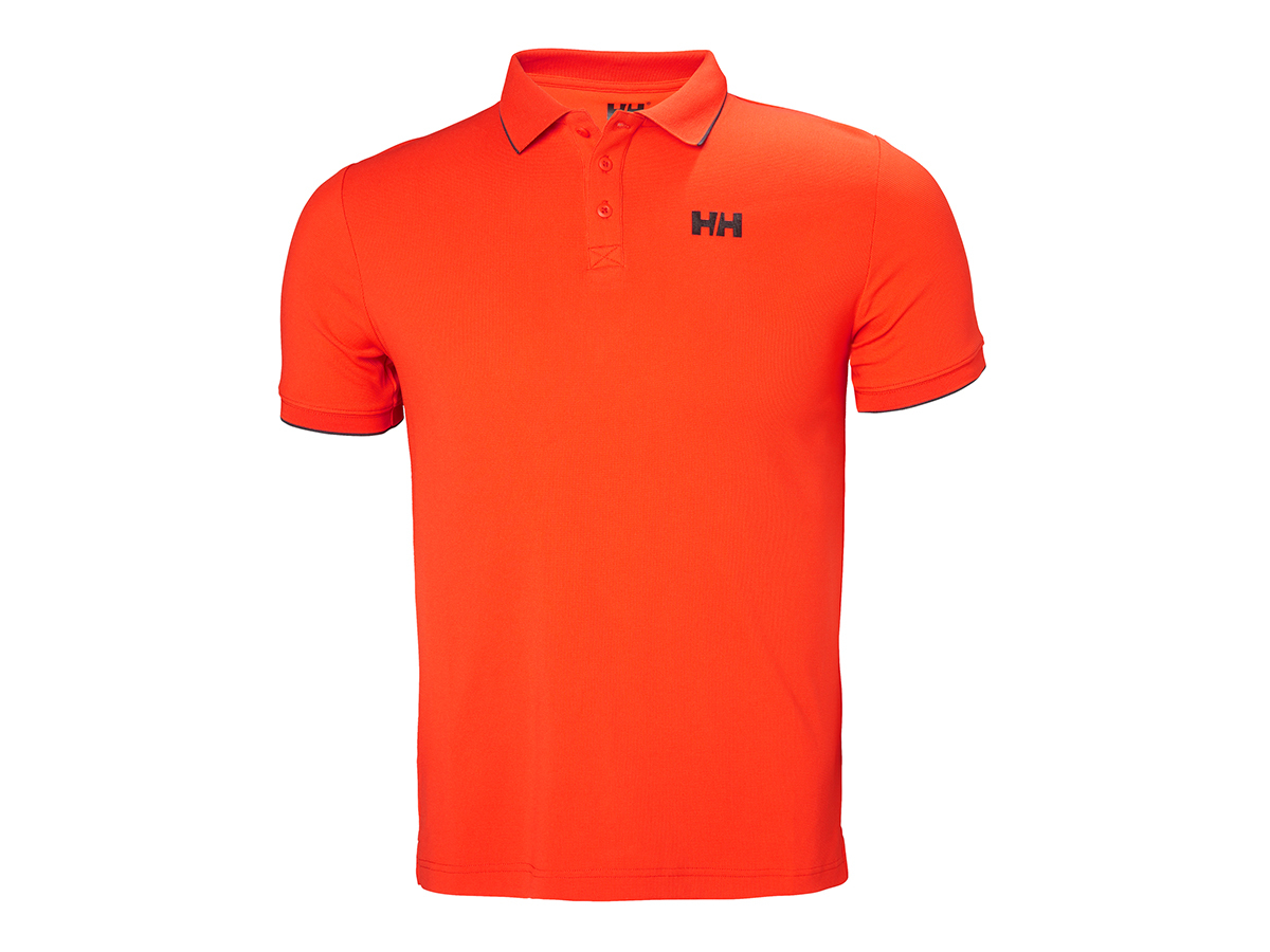 Helly Hansen KOS POLO - CHERRY TOMATO - S (34068_147-S )