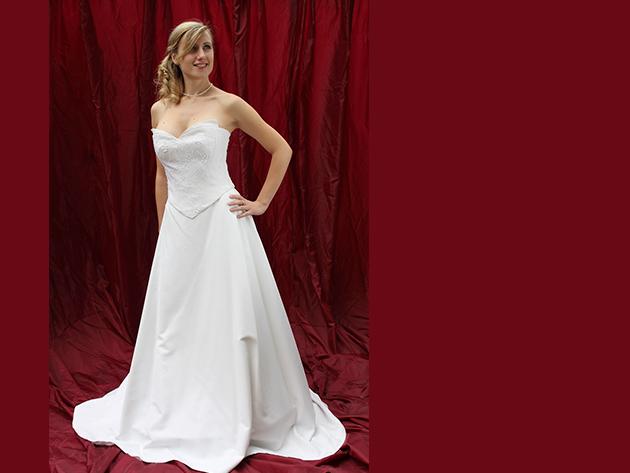 Esküvői ruha 5. kategória 3.