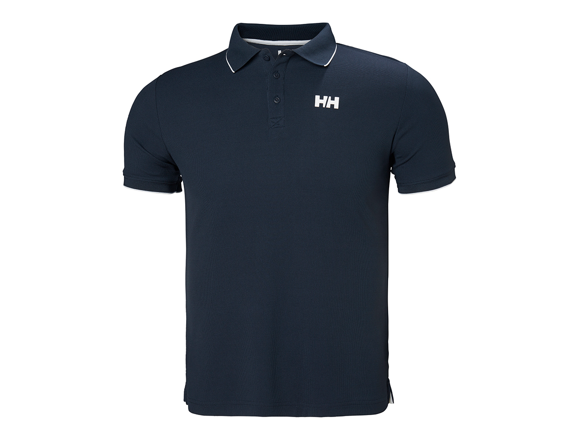 Helly Hansen KOS POLO - NAVY - L (34068_597-L )