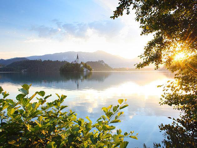 2019.06.14. / Szlovénia gyöngyszemei: Bled, Skofja Loka és a Vintgar-szurdok  / fő