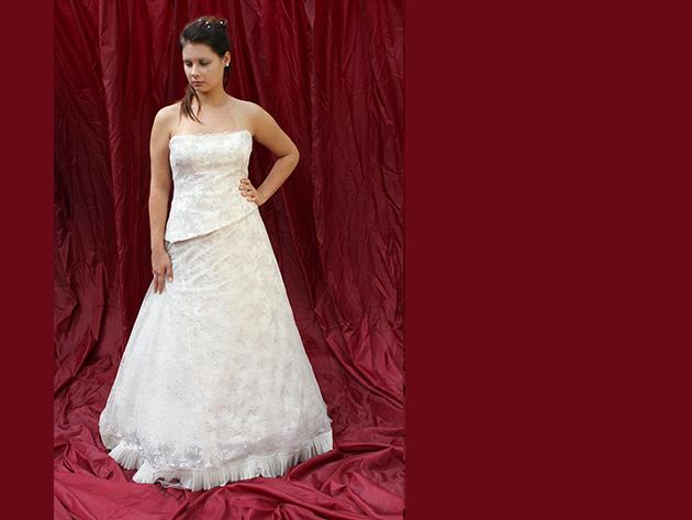 Esküvői ruha 5. kategória 4.