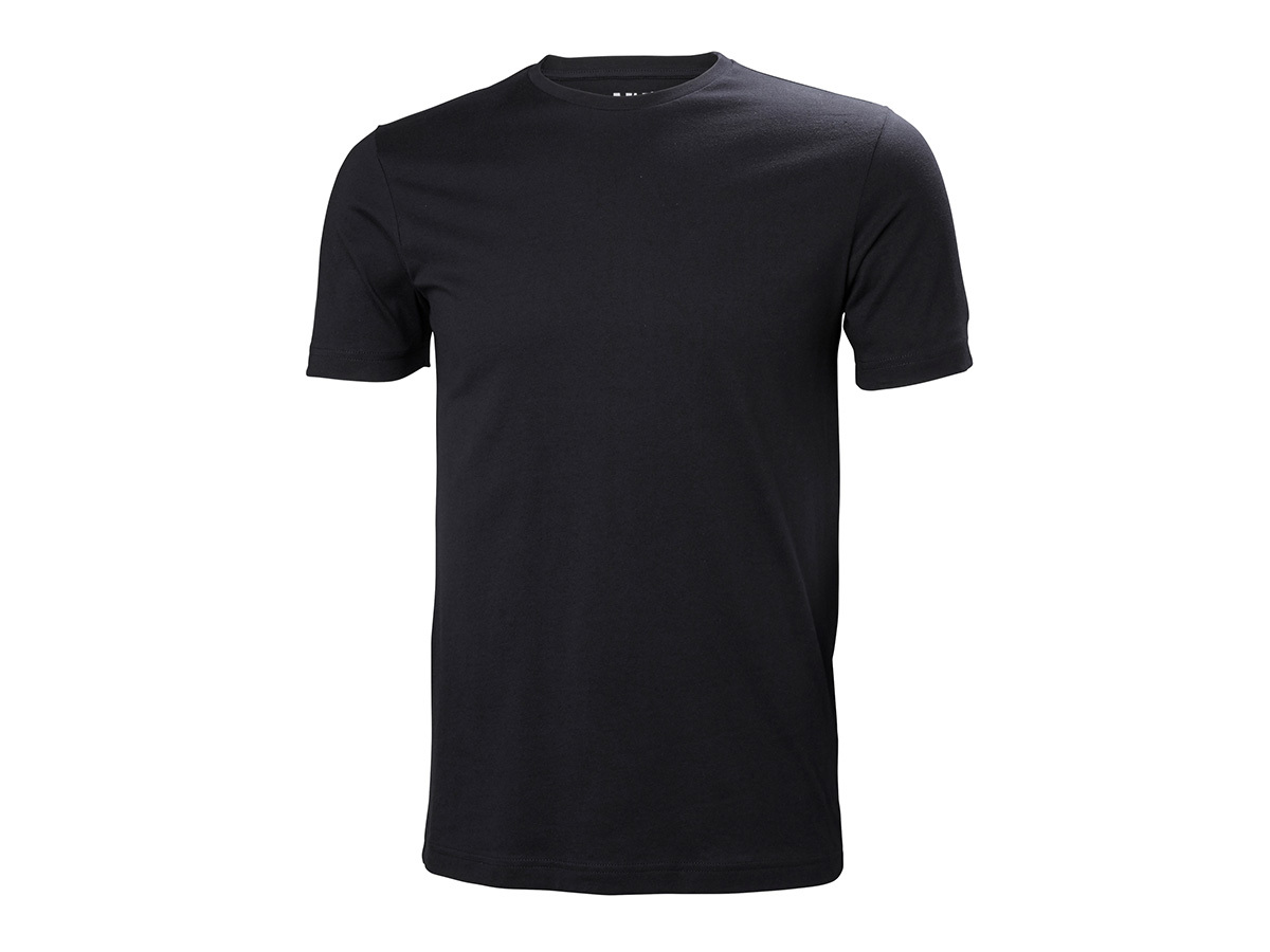 Helly Hansen CREW T-SHIRT - NAVY - M (33995_597-M )
