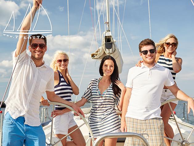 Sétahajózás a Balatonon, akár kedvenc disco slágereidet hallgatva, vagy kincskereső kalózhajó gyermekeknek (1 órás programok) + 500 Ft-os étel-ital kupon / fő
