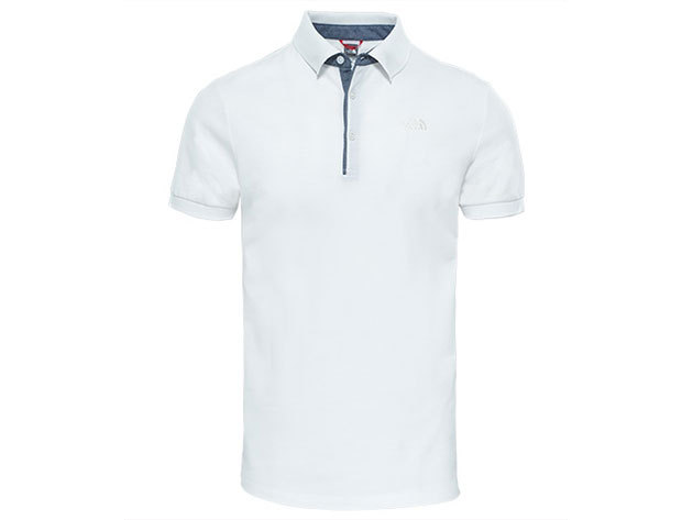 The North Face M PREMIUM POLO PIQUE TNF WHITE T0CEV4TAD - L
