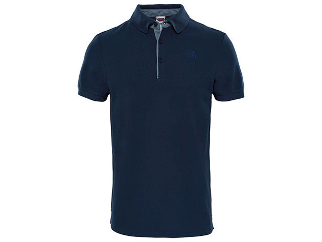 The North Face M PREMIUM POLO PIQUE URBAN NAVY T0CEV4H2G - L