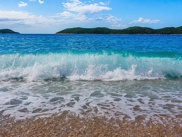 Horvátországi nyaralás! Jana Residence*** szállás 3, 5 vagy 7 éjszakára apartmanokban 4 főnek, úszómedence + Camping Resort Lanterna Vizi park belépő