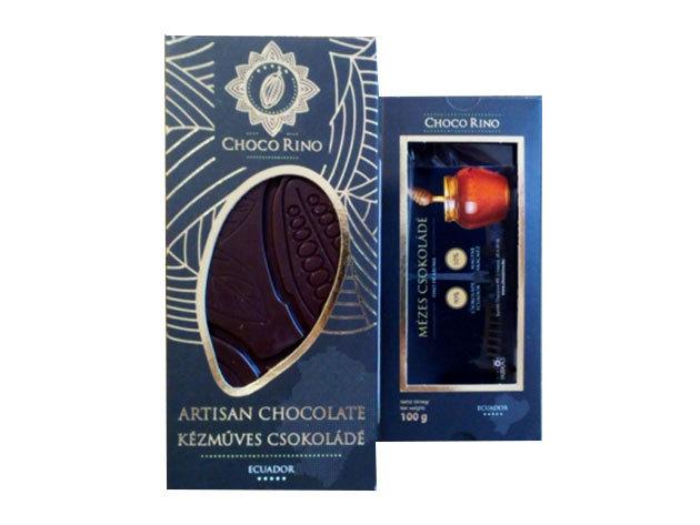 Táblás Mézes Csokoládé 90% kakaótartalommal (85 g)