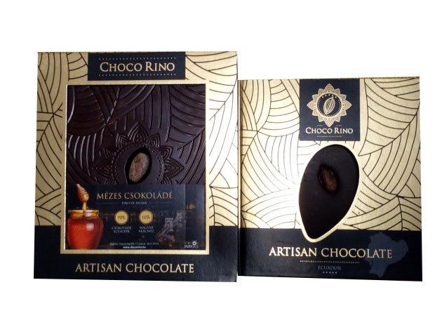 Exkluzív Chocorino Mézes 90% kakaótartalommal (85 g)