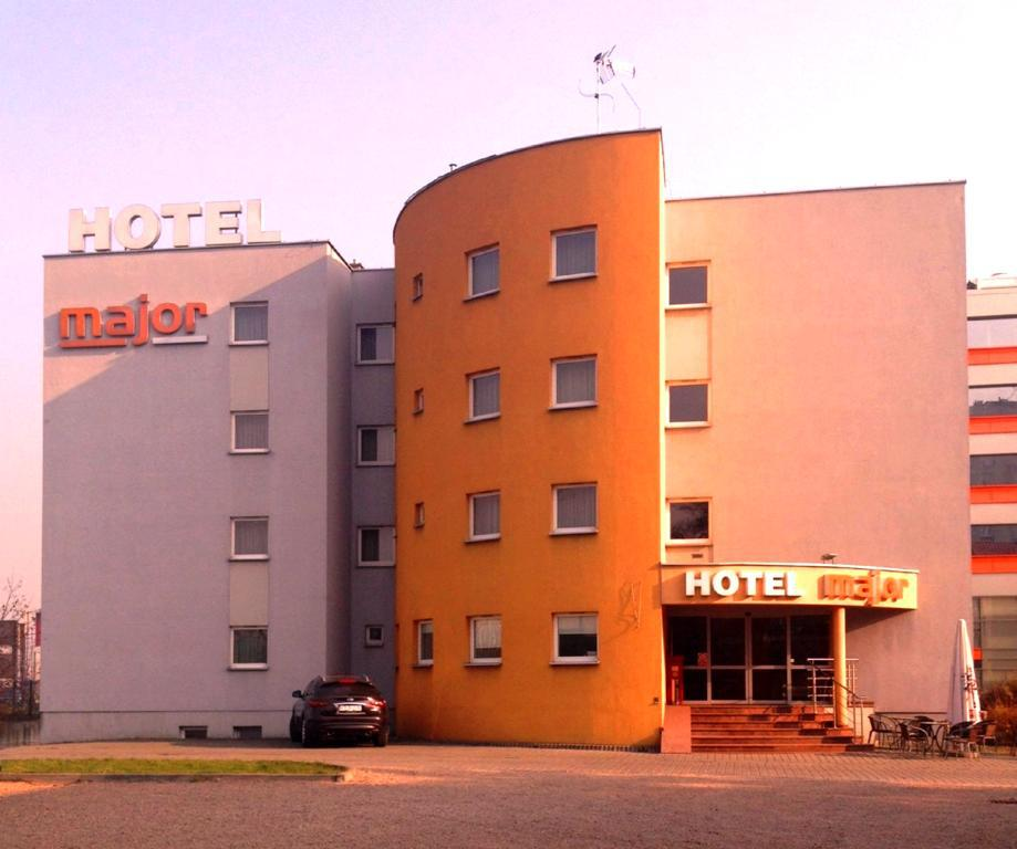 3 nap / 2 éjszaka Krakkóban 2 fő részére, reggelivel - Hotel Major***