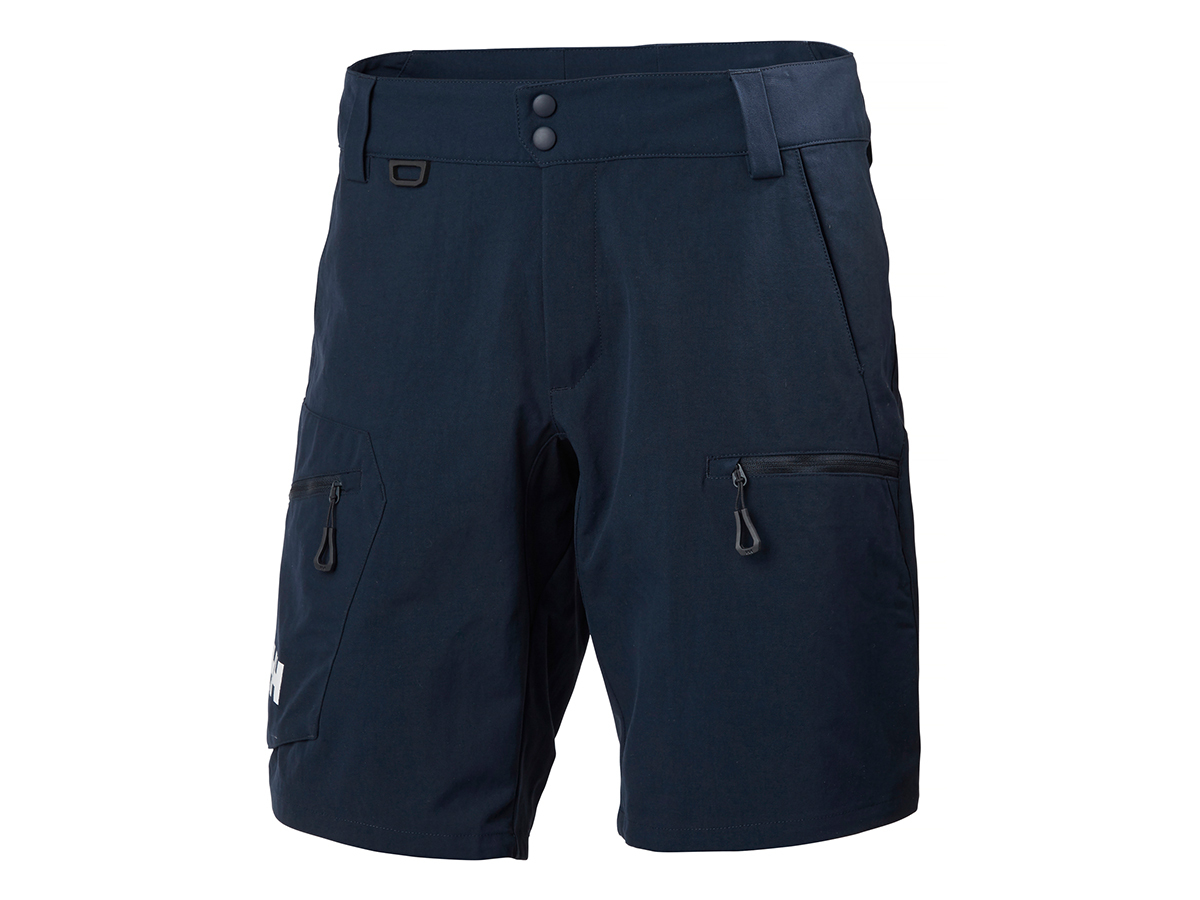 Helly Hansen CREWLINE CARGO SHORTS - NAVY - 28 (33937_597-28 )