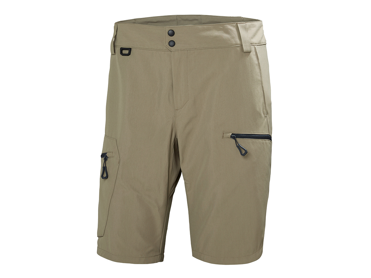 Helly Hansen CREWLINE CARGO SHORTS - FALLEN ROCK - 28 (33937_720-28 )