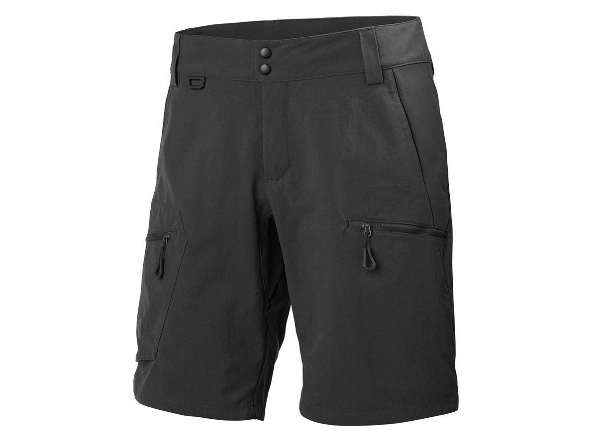 Helly Hansen CREWLINE CARGO SHORTS - EBONY - 28 (33937_980-28 )