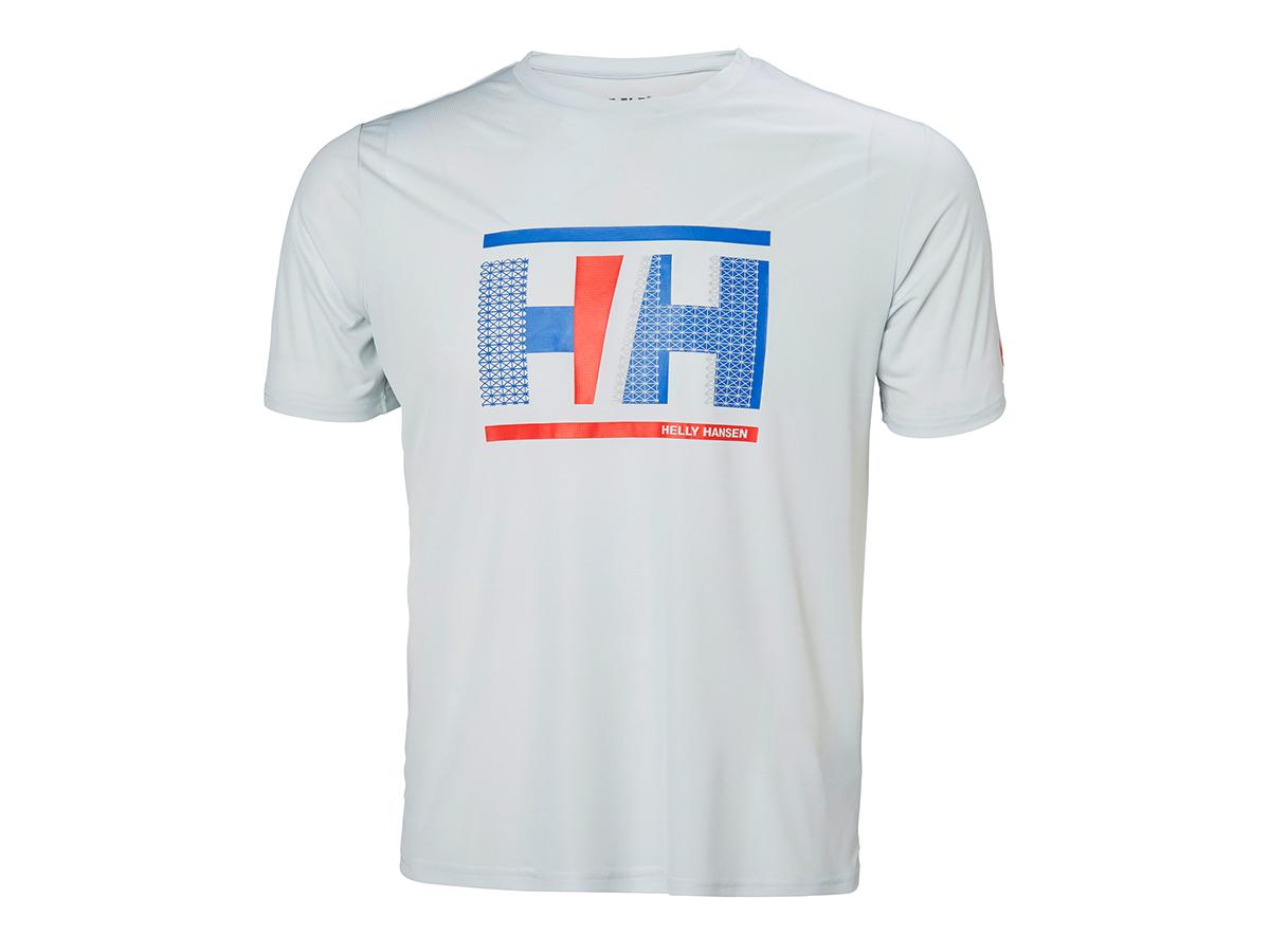 Helly Hansen HP CIRCUMNAVIGATION T - GREY FOG - XL (34065_853-XL ) - AZONNAL ÁTVEHETŐ