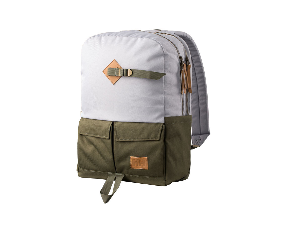 Helly Hansen BERGEN BACKPACK - IVY GREEN - STD (67356_491-STD )