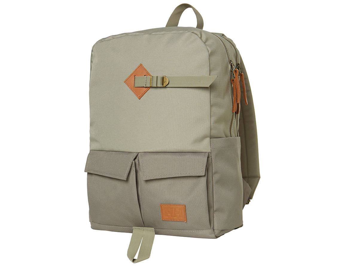 Helly Hansen BERGEN BACKPACK - FALLEN ROCK - STD (67356_720-STD )