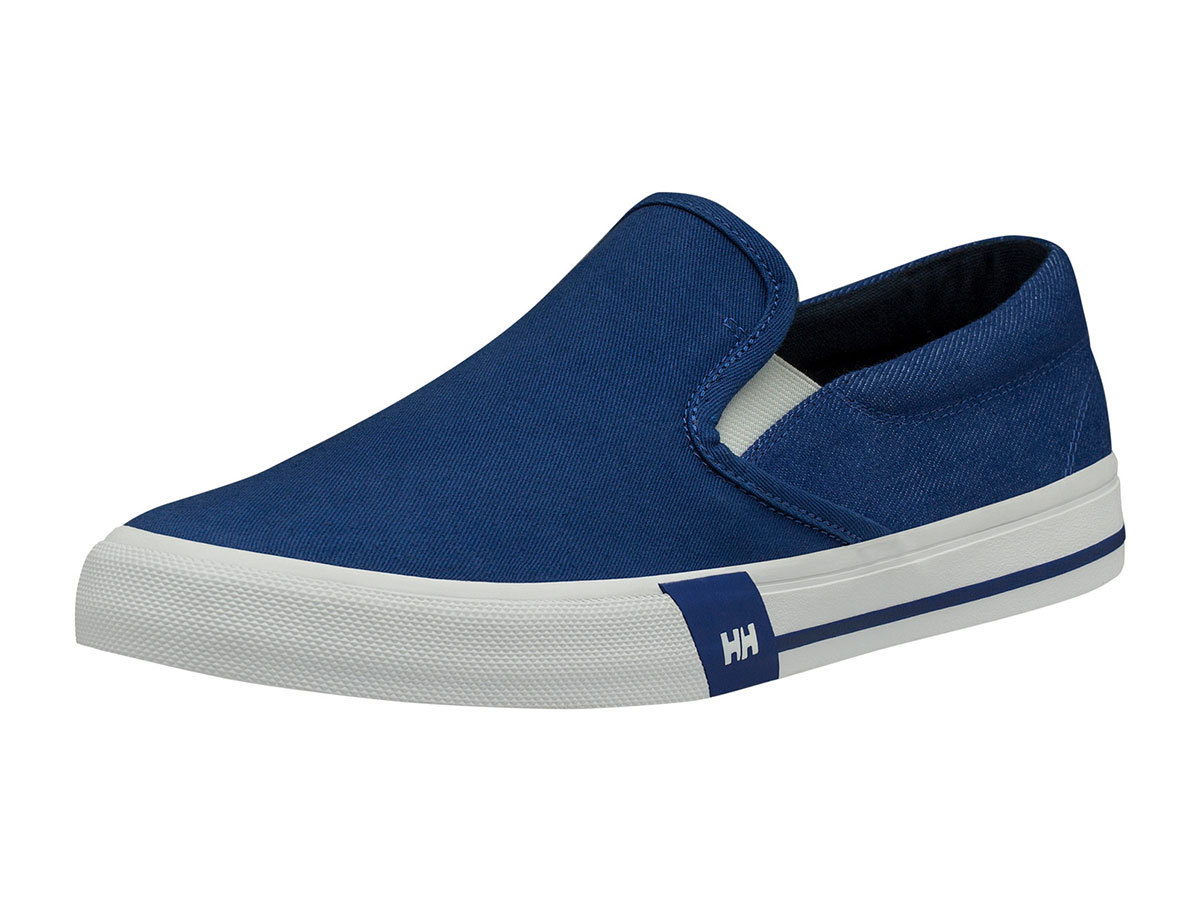 Helly Hansen COPENHAGEN SLIP-ON SHOE - OLYMPIAN BLUE / EVENING B - EU 40/US 7 (11484_563-7 )