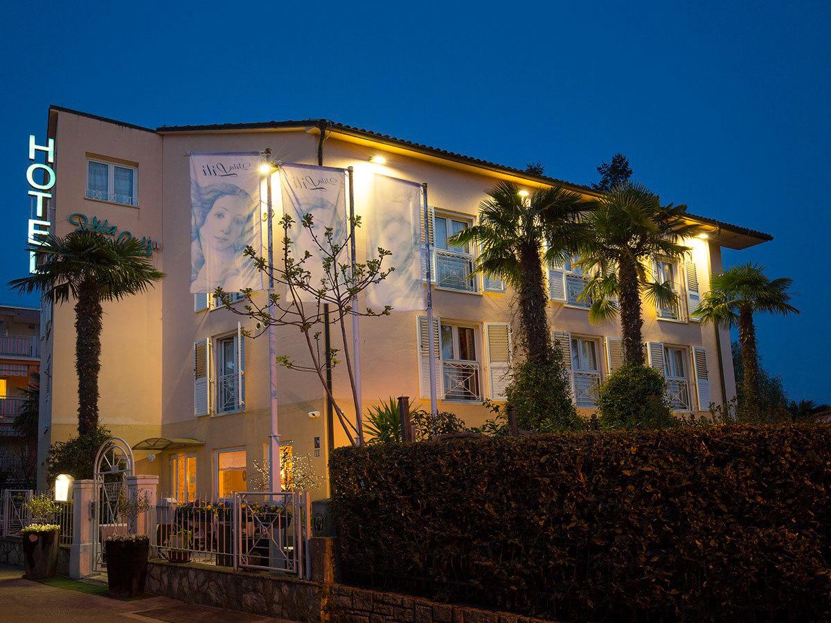 Horvátország, Rovinj Hotel Vila Lili - szállás 3, 5, vagy 7 éjszakára 2 főnek reggelis ellátással