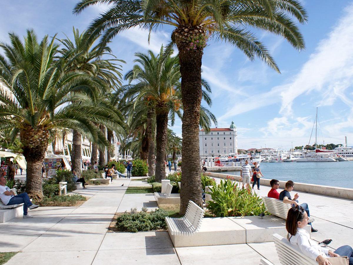 Horvátország, Split, Heritage Palace Varos **** - szállás 3 vagy 5 éjszakára 2 főnek