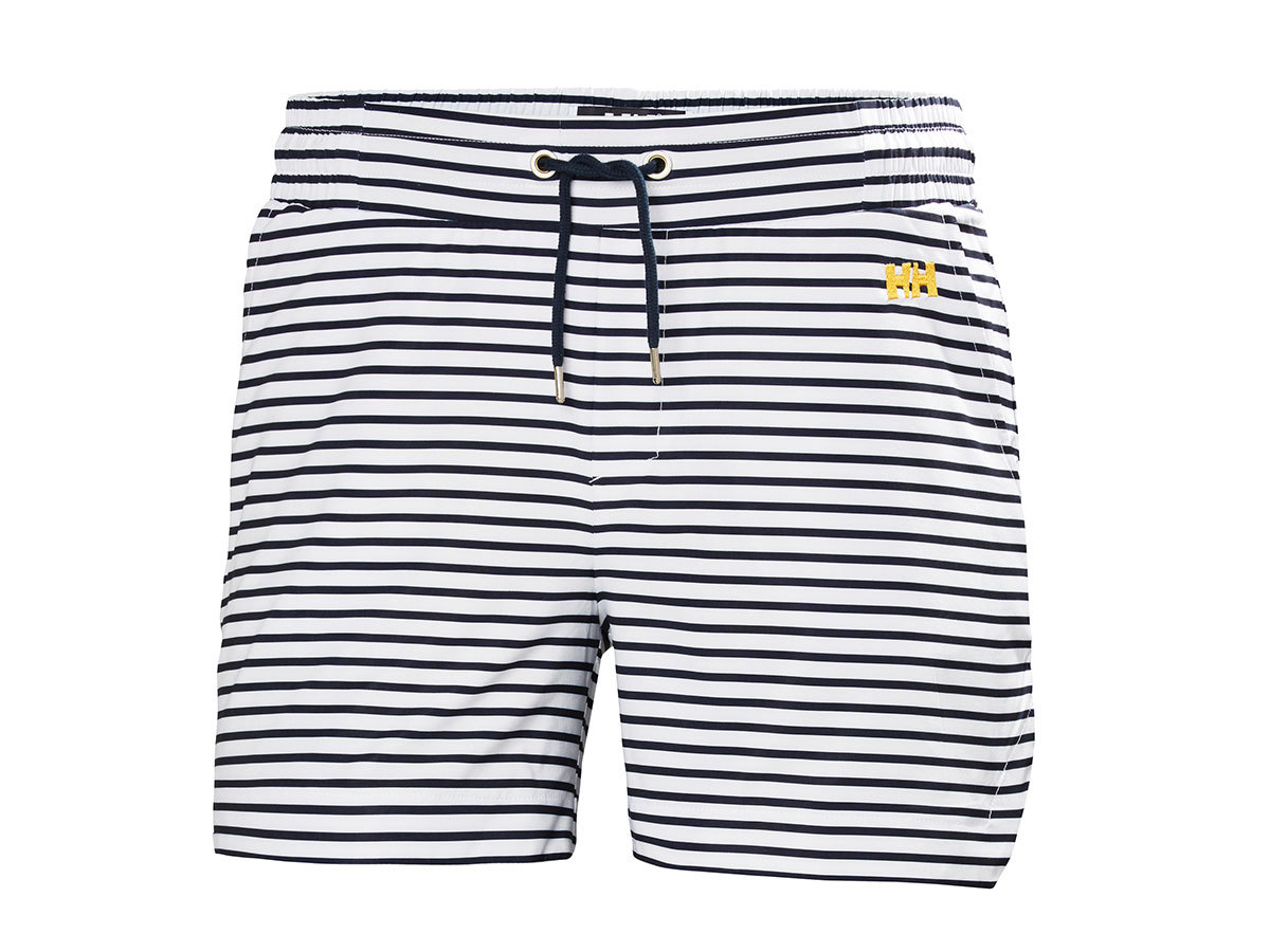 Helly Hansen W THALIA 2 SHORTS - NAVY STRIPE - XL (53056_597-XL )